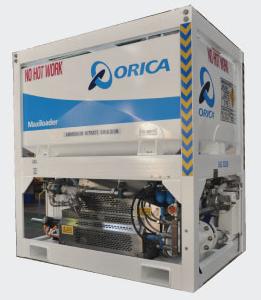 Orica Underground MaxiLoader Unit